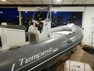 Capelli Tempest 560 Work