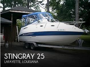 Stingray 250 CS
