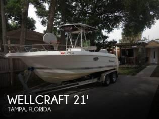 Wellcraft 210 Open Fisherman