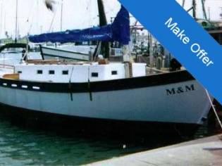 Tahiti 33 Sailboat