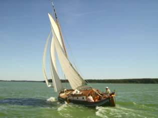 ENGELAER SHIPYARD - Vollenhovense Bol