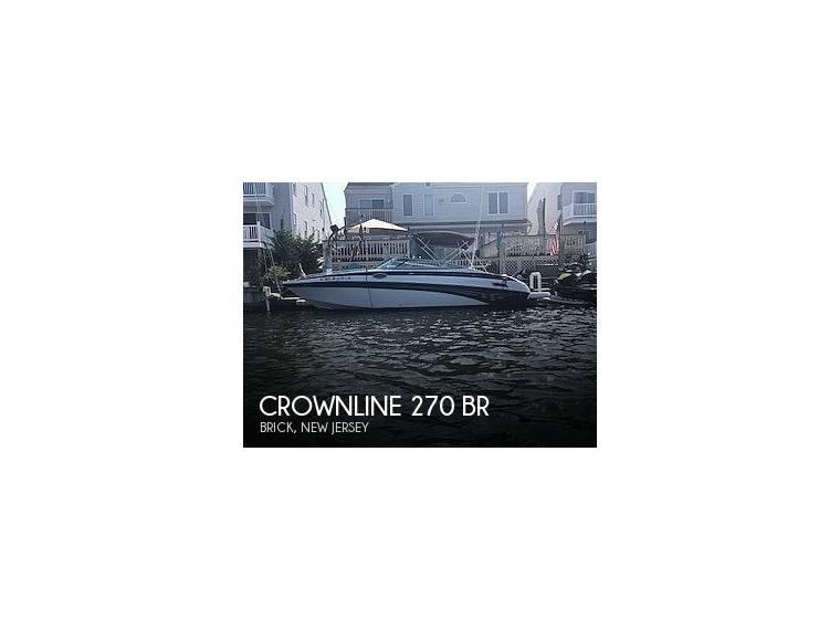 Crownline 270 BR