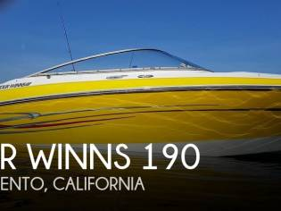 Four Winns 190 Horizon