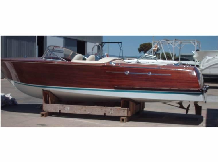 Barco de Madeira Wooden Boat   Referência: CLS243