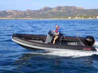 Valiant RIBs Sport 690 Black Carbon Edition