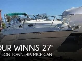 Four Winns 278 Vista
