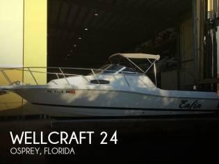 Wellcraft 24 Walkaround