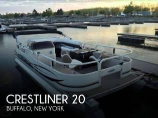 Crestliner 2185 Suncast Batata Bay