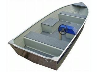 Alu-Marine Boot Fish 450 SC