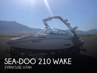 Sea-Doo 210 Wake