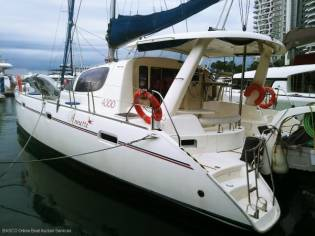 Leopard 40 Sailing Catamaran
