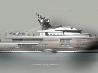 Superyacht 68m-HE-Man