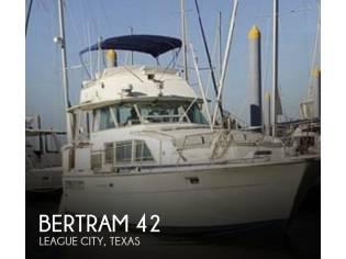 Bertram 42