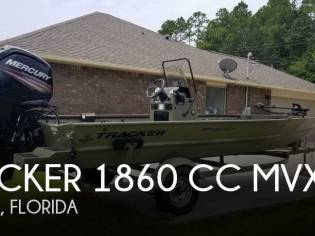 Tracker 1860 CC MVX