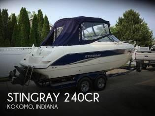 Stingray 240CR