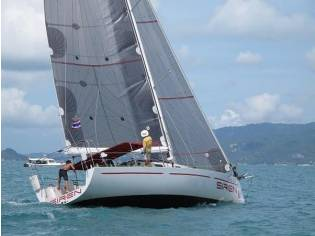 Sayer 43 Sailing Boat