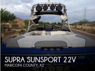 Supra Sunsport 22V