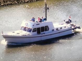 Altena Trawler 13.80 Flybridge
