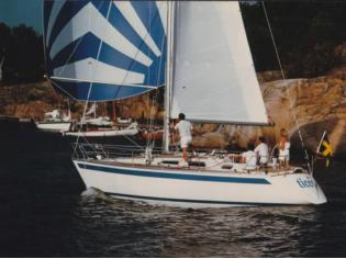 Sweden Yachts 340