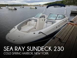 Sea Ray Sundeck 230
