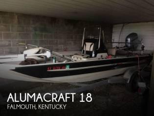 Alumacraft MV 1860 AW