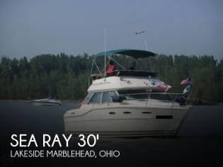 Sea Ray 300 Sedan Bridge