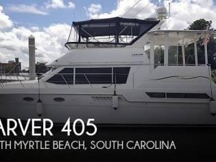 Carver 405 Aft Cabin