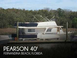 Pearson 43 Motoryacht
