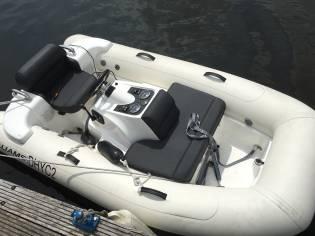 Williams Jet Tender 285
