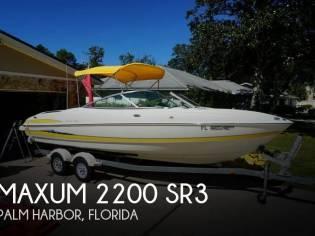 Maxum 2200 SR3