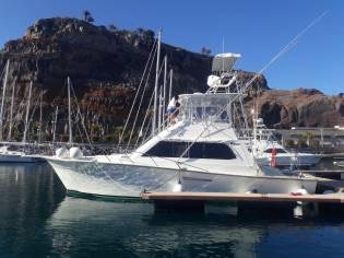 Egg Harbor 43' Sport Yacht