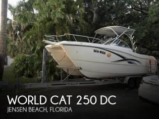 World Cat 250 DC