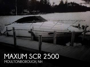 Maxum SCR 2500