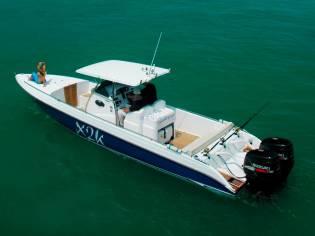 North Sea Boats X2K