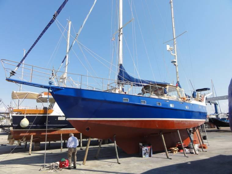 yacht boat noord ketch acero oceanico