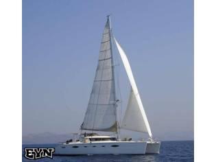 Fountaine pajot eleuthera 60 catamaran