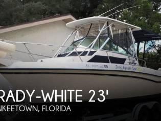 Grady-White 230 GulfStream