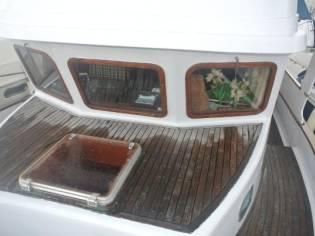 Universal Marine Trawler Yacht