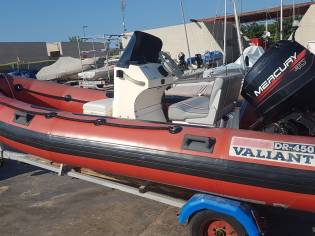 Valiant Vanguard 450