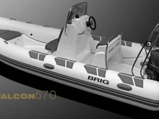 Brig Falcon Rider 570 Luxe