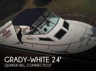 Grady-White 24 Caribbean Walkaround Cuddy