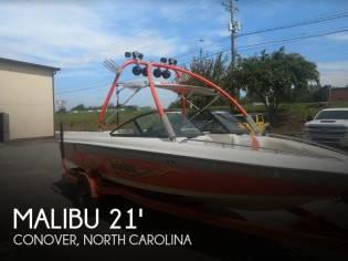 Malibu Wakesetter 21