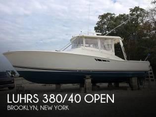 Luhrs 380/40 open