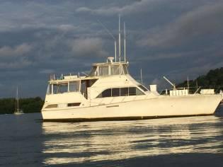 Ocean yacht 55 sunliner