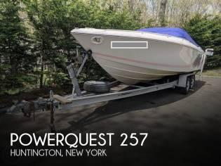 Powerquest Legend 257 XL