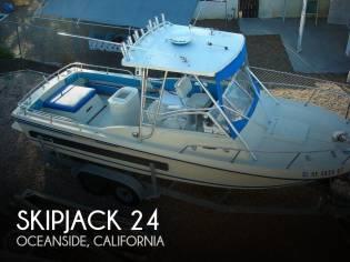 Skipjack 24 Open