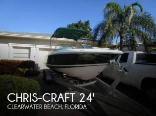 Chris-Craft 22 Launch