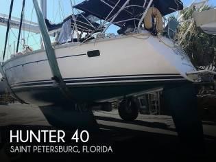 Hunter 40