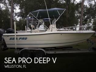 Sea Pro 210