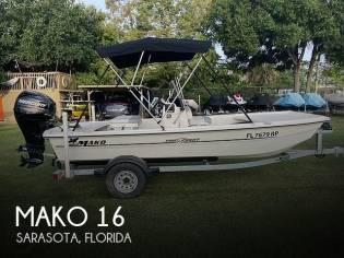 Mako Pro Skiff 16 CC